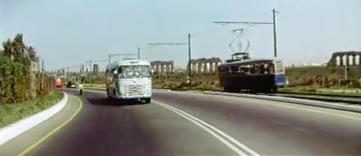 Roma 1960 video per promuovere Roma per le Olimpiadi