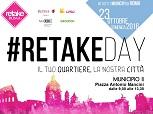 Domenica 23 ottobre Ama in campo per il #Retakeday Roma
