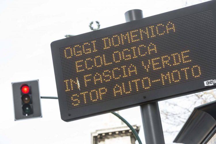 Domeniche ecologiche: si parte il 19/11