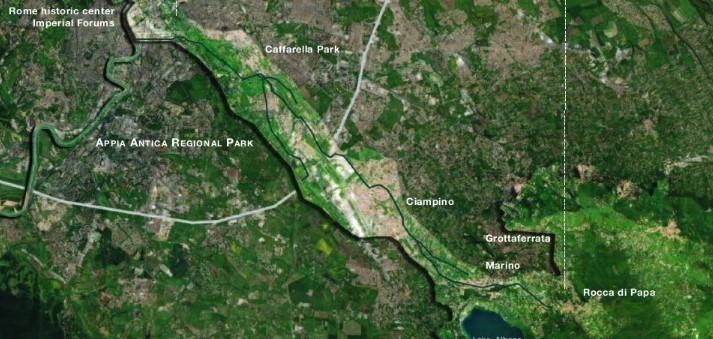 L'Almone, il 'fiume dei Castelli' citato da Ovidio può diventare un progetto sociale