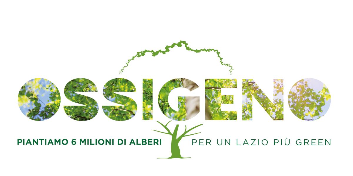 Ossigeno – piantiamo 6 milioni di alberi per un Lazio più green