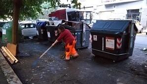Rifiuti Ama: pulite e monitorate aree antistanti alle scuole