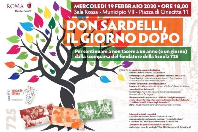 Ricordando Roberto Sardelli, il don Milani dell'Appio Claudio