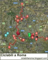 Nuove Piste Ciclabili (Nomentana, Tuscolana e Cinecittà) ed aggiornamento mappe