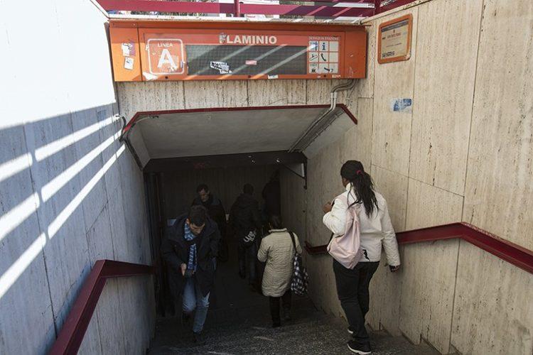 Metro A, da giovedì chiude Flaminio per sostituzione quadri elettrici