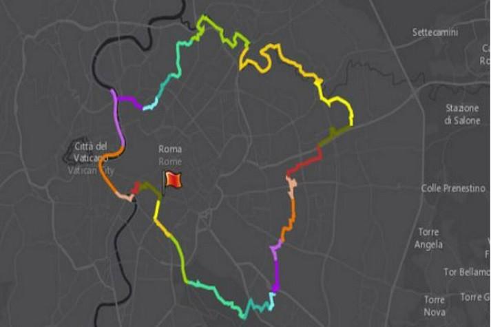 Grab, al via processo partecipativo: verso il Grande Raccordo delle bici