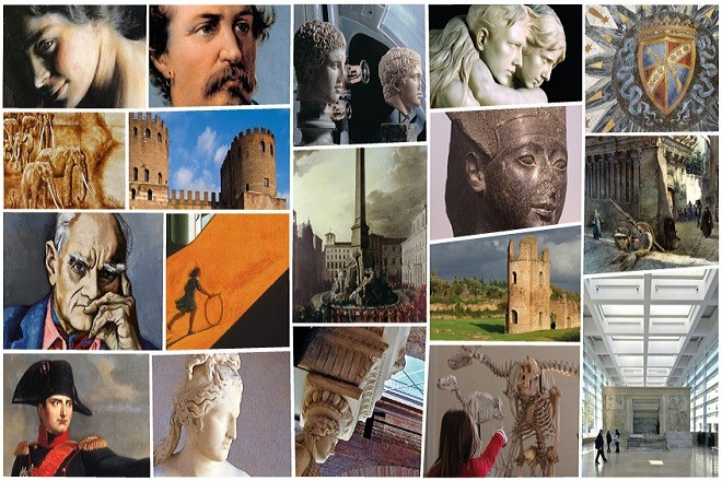 Appuntamenti digitali e mostre nei Musei Civici di Roma
