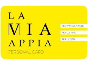La Mia Appia Card: tanti siti da scoprire, un'unica carta