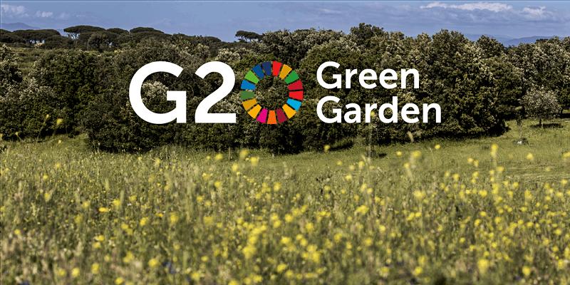 G20 Green Garden - Passeggiata ornitologica - Sabato 26 Giugno 2021